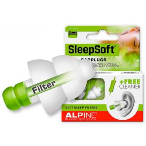 Tapones para dormir Alpine Sleep soft